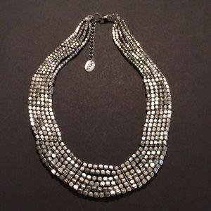 ZAD silver necklace